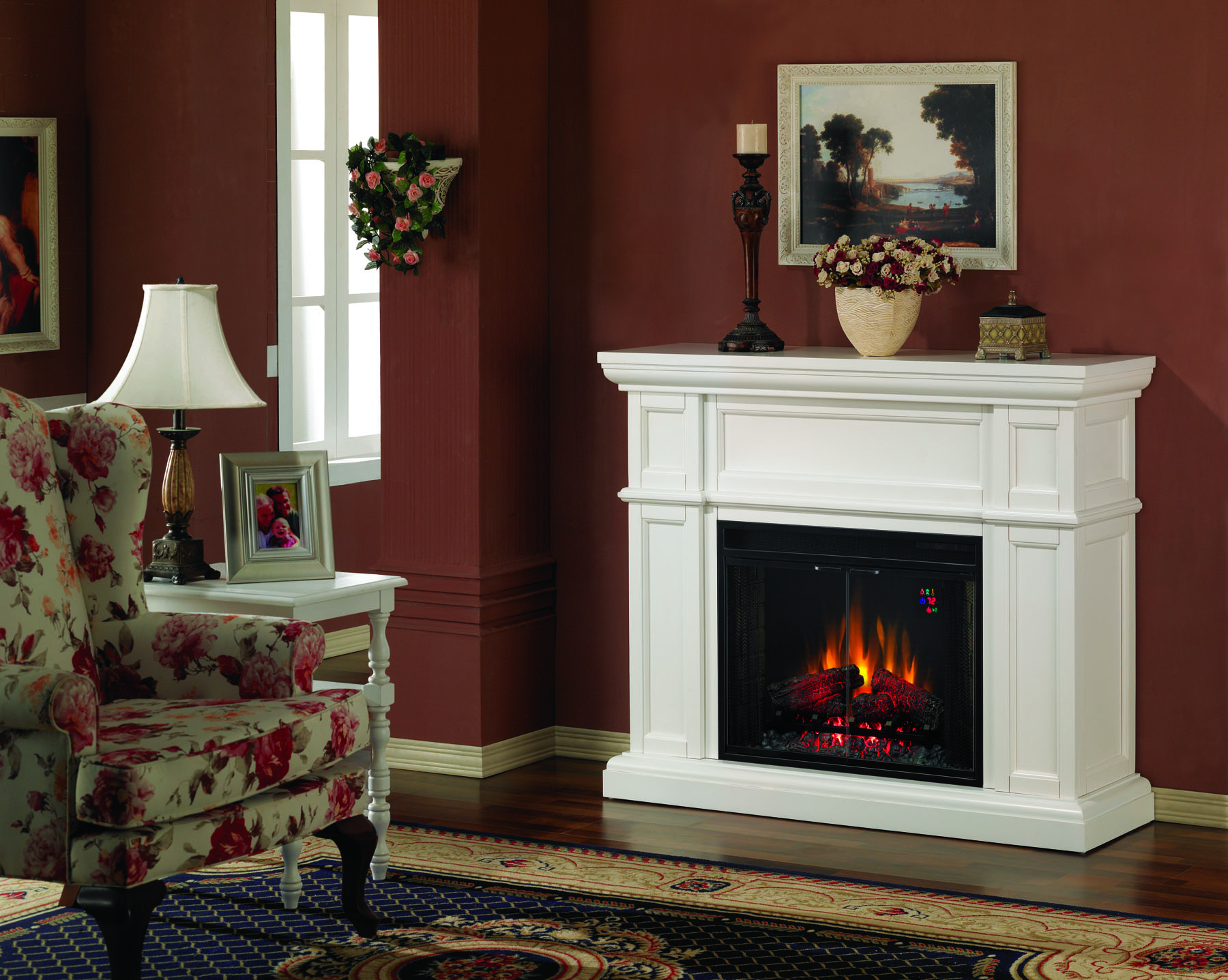 The pros and cons of having an Electric fireplace