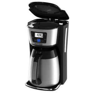 CM2035B 12 CUP Black and Decker Thermal Coffeemaker