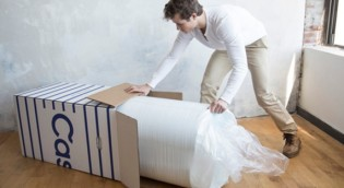 casper mattress unpacking
