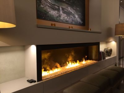 Fireplaces offer way more than just heat for your home. They can add an ambiance
