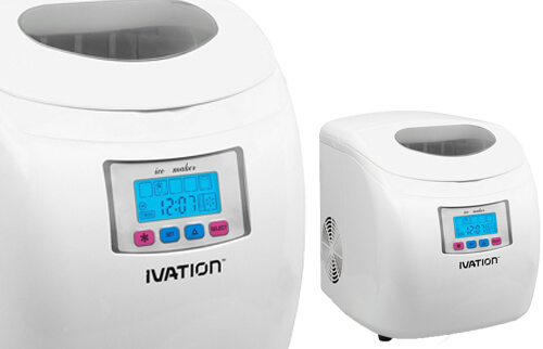 Ivation IVA-ICE M25WH