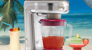 frozen smoothies or margarita machines