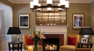 Fireplace Designs, Decorating Ideas