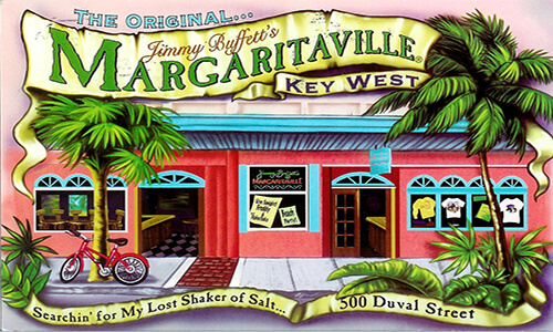 The Margaritaville Key West