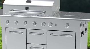 Outdoor Gas Grills