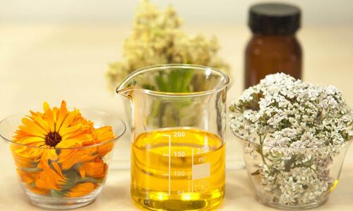 Essential oils - sleep environment