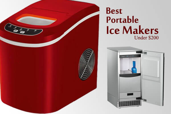 Put Sonic Nugget Ice In Your Kitchen, Check Out These Cool Ice Makers!